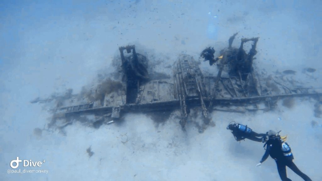 beaufighter wreck
