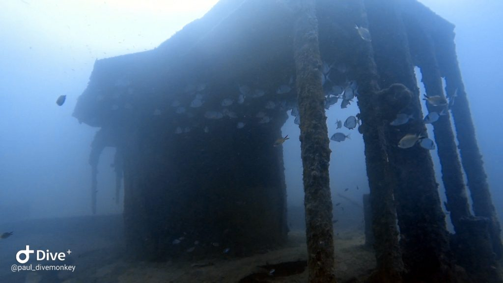 hms maori wreck