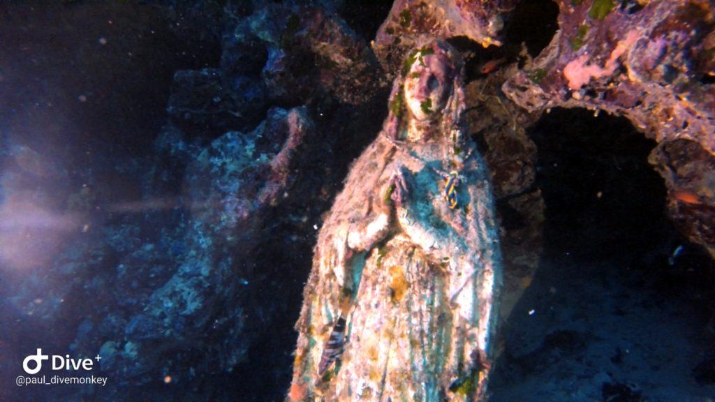 madonna statue cirkewwa