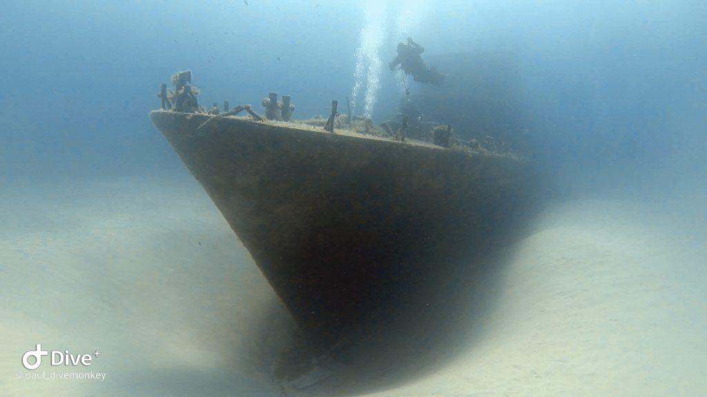 p31 patrol boat wreck comino