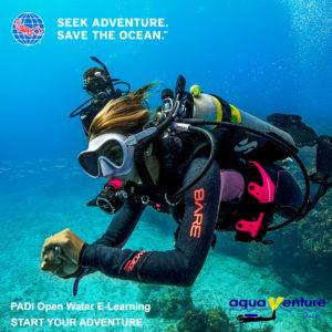 Start Your Adventure Padi E-Learning