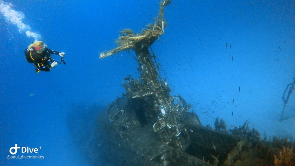 p29 wreck malta