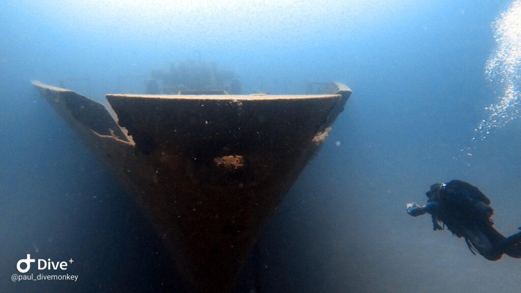 um el faroud wreck malta