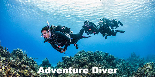 aquaventure adventure diver
