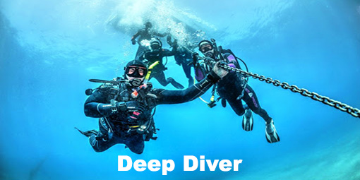 aquaventure deep diver