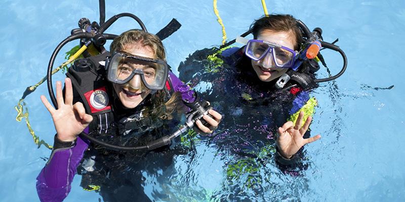 aquaventure discover scuba diving