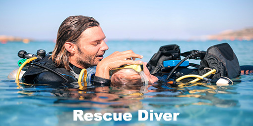aquaventure rescue diver
