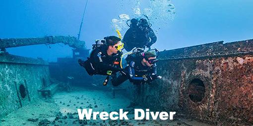 aquaventure wreck diver