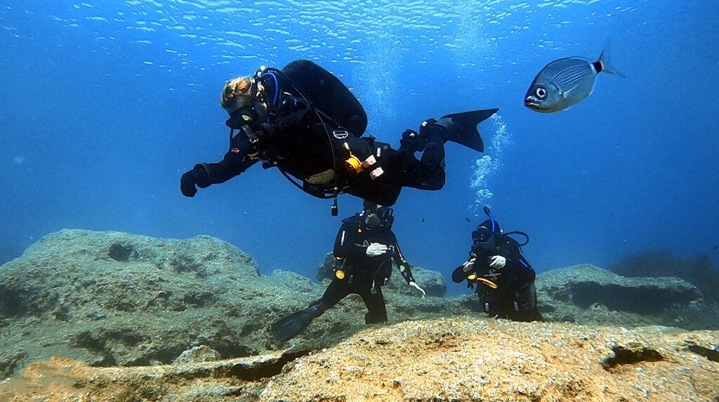 aquaventure discover scuba saver