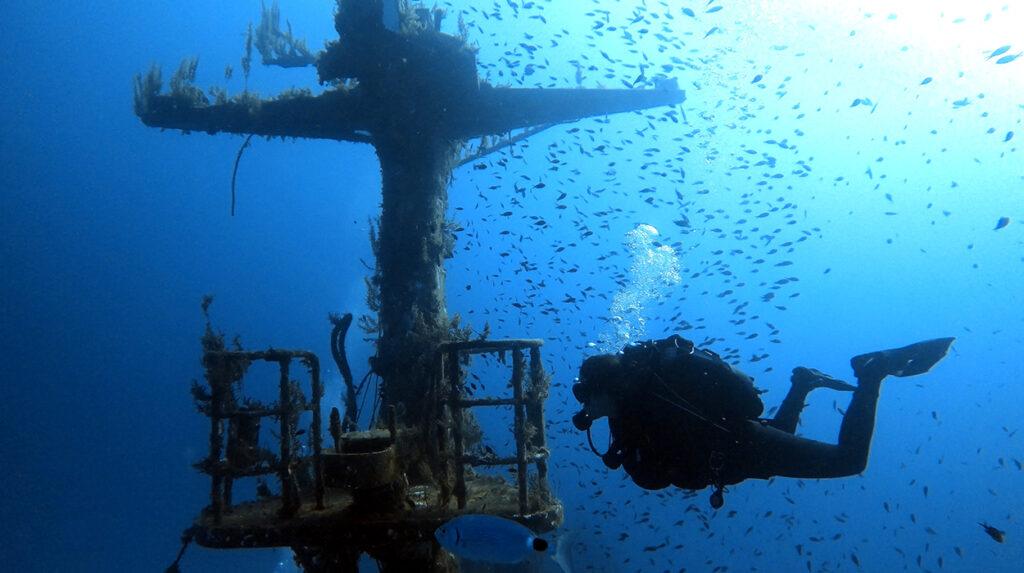aquaventure open water & Advanced